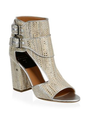 Rush Studded Leather Sandals