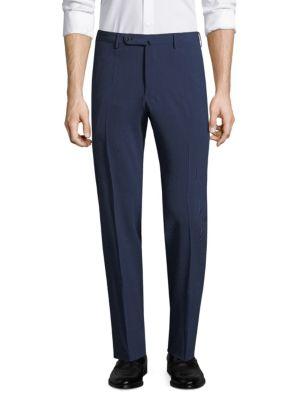 Matty Stripe Wool Pants