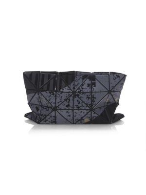 Speckle-Print Pouch