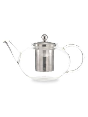 Joliette Teapot and Stainless Steel Infuser, 50 oz.