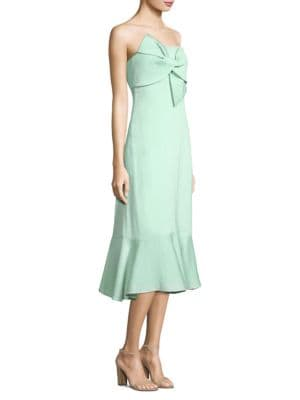 PROSE & POETRY Jodhi Strapless Bow Dress