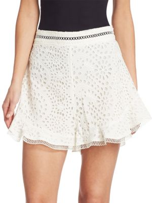 Lovelorn Flutter Shorts