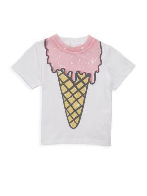 Baby's Chuckle Ice Cream Cotton Tee