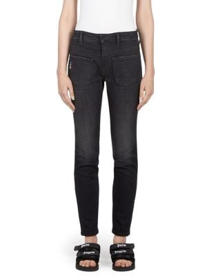 Backwards Relaxed-Fit Jeans