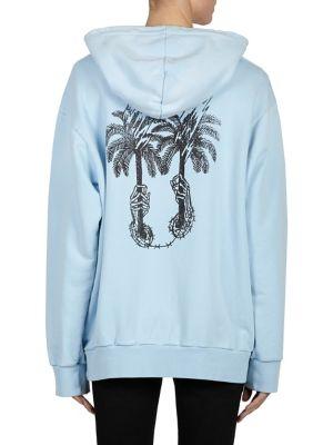 Palms Capture Hoodie