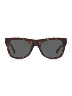51MM Studded Sunglasses