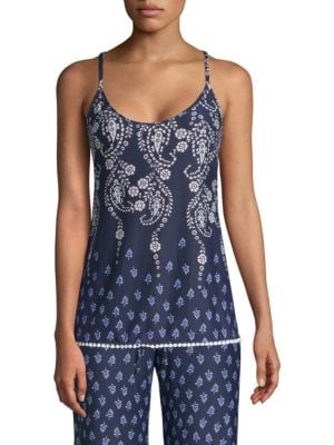 IN BLOOM Dandelion Printed Camisole