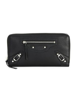 Arena Leather Continental Wallet