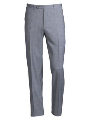 Heathered Dress Pants