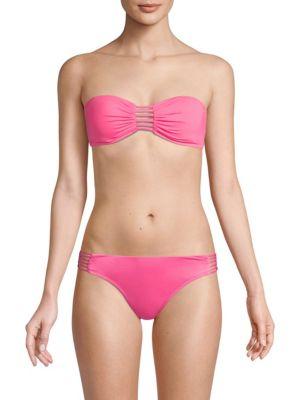 Maglificio Bandeau Bikini Top
