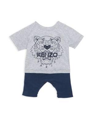 Baby's Tiger Romper