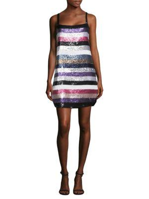 Nora Sequin Dress