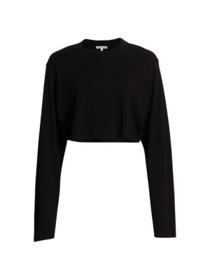 Tokyo Cropped Pullover