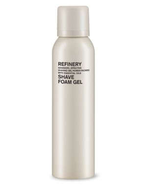 Refinery Shave Foam Gel/4.2 oz. 0400097085769