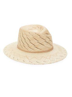 Zoe Straw Hat