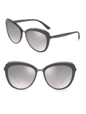 57MM Gradient Sunglasses
