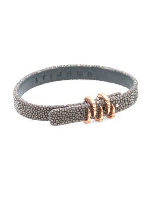STINGHD Claw Leather Bracelet