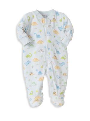 Baby's Dinosaur-Print Bodysuit