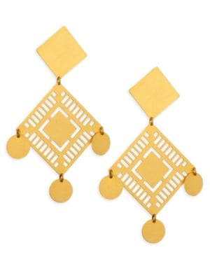 Ianimi Kamibiru Earrings