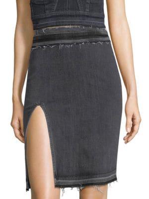 Baja East Winnie Skirt