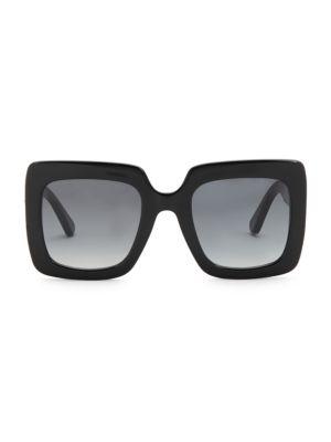 Urban 53MM Square Sunglasses