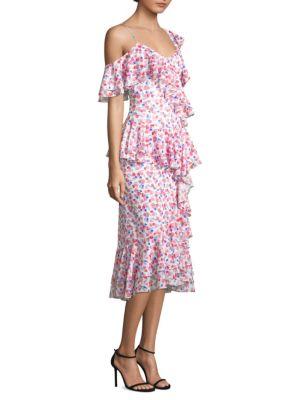 Dylan Ruffle Dress