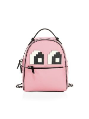 Baby Mick Leather Backpack