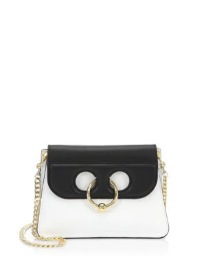 Black & White Mini Pierce Bag