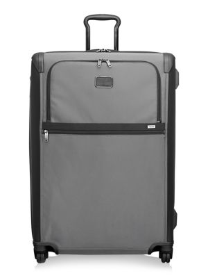 Two-Tone Four-Wheel Suitcase