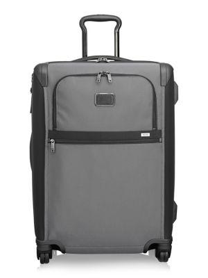 Tumi Alpha Expandable 4 Wheeled Short Trip Packing Suitcase