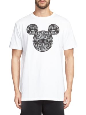 Mickey Mouse Snake Graphic Tee