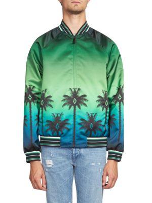 Palm Bomber Jacket