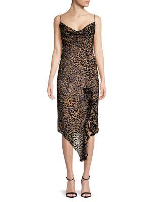 Emilia Leopard Print Dress