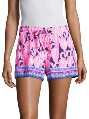 Katia Flamingo Shorts
