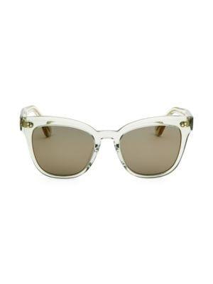 Marianela 54MM Square Sunglasses