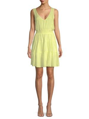 PROSE & POETRY Lidia Silk Dress