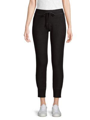 PHAT BUDDHA | Bowery Cotton Sweatpants | Goxip