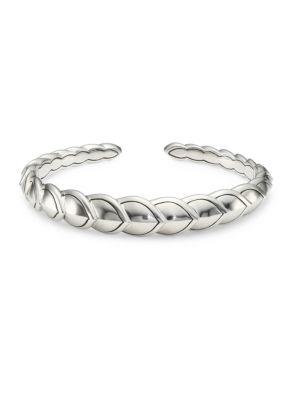 Legends Naga Silver Small Flex Cuff