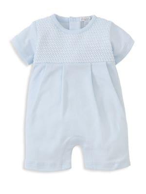 Baby's Breeze Short Cotton Playsuit