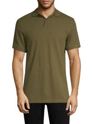 Waresley Short-Sleeve Polo