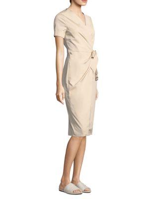 Dalmine Wrap Dress