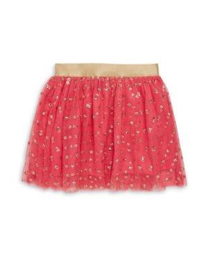 Toddler's, Little Girl's & Girl's Helen Tulle Skirt