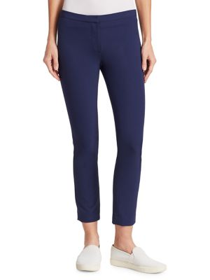 Classic Crop Skinny Pants by Theory