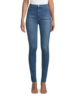 Carolina Super High Rise Skinny Jeans