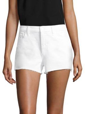 Ex Cut-Off Denim Shorts