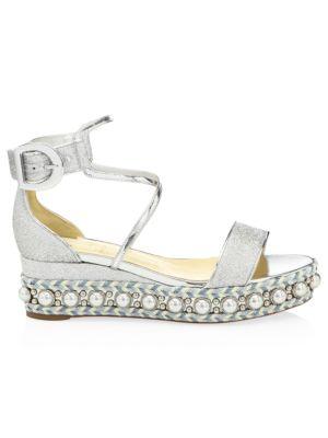 Chocazeppa Wedge Sandals