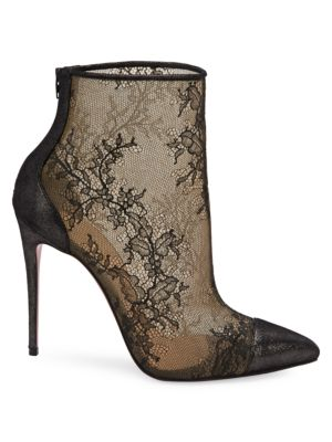 Gipsy 100 Point Toe Booties