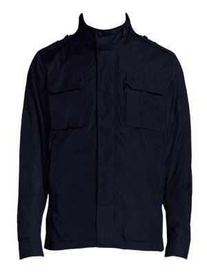 Jonathan Military Field Jacket
