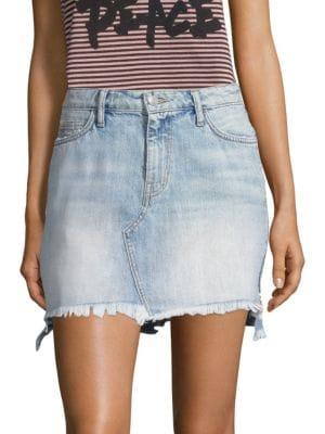 SANDRINE ROSE The Minnie Denim Skirt
