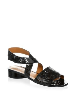 Fasso Leather Sandals